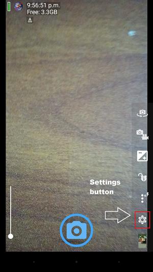 open-camera-find-settings